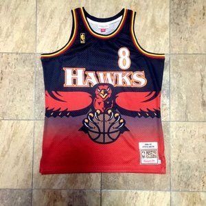 Smith  Atlanta Hawks Jersey